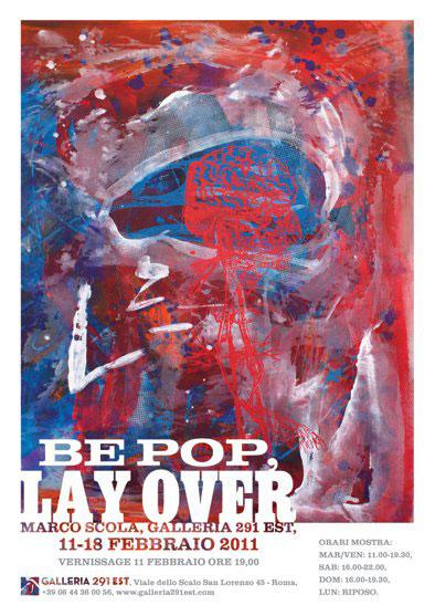 galleria-291-est-Be-Pop-Lay-Over-Marco-Scola