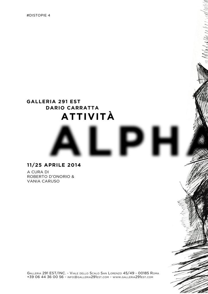 galleria-291-est-dario-carratta-attività-alpha-manifesto